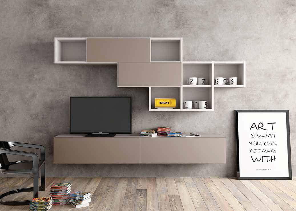 Pareti grigio perlato come utilizzare il colore in casa for Colori moderni per pareti